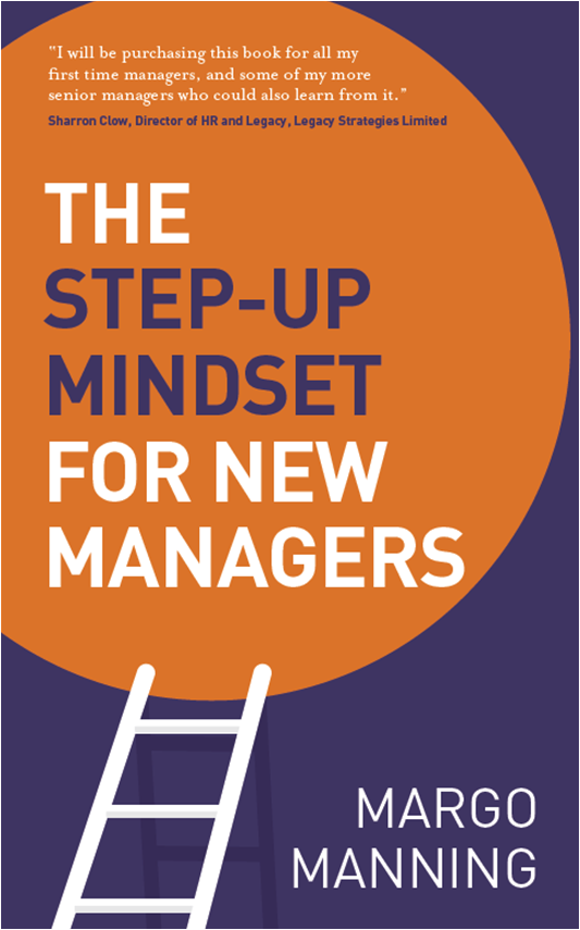 The Step Up Mindset for New Managers